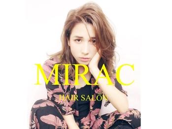 ミラク 町田(MIRAC)(東京都町田市/美容室)