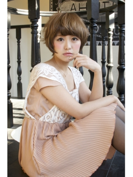 MANON 2014a/w本命ショート