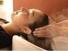 年齢やストレスによる髪質変化・頭皮の悩み、日々の疲れを優しくケア。本格リラックス空間で極上の癒しを―