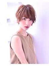 【AINM】#大人かわいい #ベージュカラー #簡単スタイリング with.28