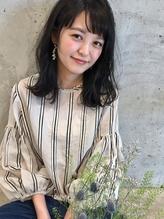 ゆるっとほつれパーマ【toto・:・tokiイクシマチヒロ】.58