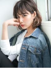 旬顔cute♪抜け感ハイライト×ドライウェット☆ヴェールウェーブ.24