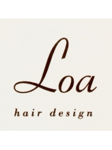 ロア ヘアーデザイン(Loa hair design)