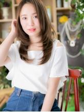 *+COVER HAIR+*…好感♪華やぎストレートa .25
