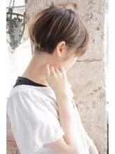 【+~ing】 小顔ツーブロックのバックシルエット【畠山竜哉】 .2