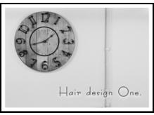 ヘアデザイン ワン(Hair design One.)