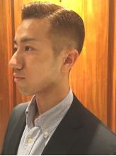 [銀座/新橋 高級理容室]平日21時まで営業!最高級の理容サロンで