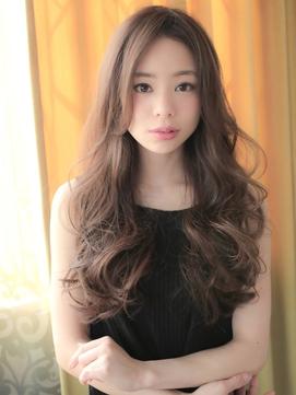 長め前髪エアリーロング☆