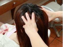 自分へのご褒美に髪も心も癒される極上スパはいかがですか?リラクゼーション&頭皮ケアで自信のある髪に♪