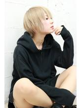 [rococo]金髪×パーカー1 ボーイッシュ.48