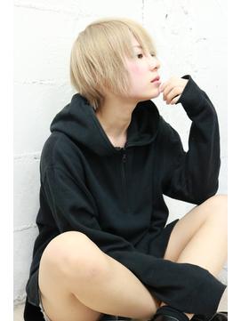 [rococo]金髪×パーカー1