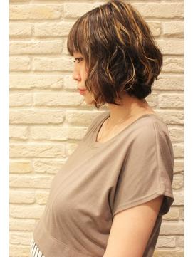 【salon de CLOCK】妊婦でもママでも叶う♪愛され抜け感ショート
