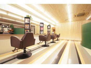 クオーツヘアアンドメイク(QUARTZ HAIR&MAKE)(北海道函館市/美容室)