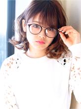 メガネに似合うスタイル メガネ.59