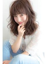 《k-two》♪小顔厚めバングふわミディ♪by斎藤 Oggi.31