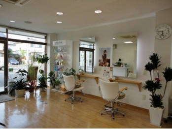 サロンド クリア(salon de CLEAR)(鳥取県鳥取市)
