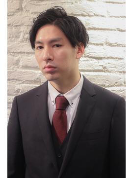 【EIGHT池袋】ナチュラルビジネスサイドグラデーション@小杉山