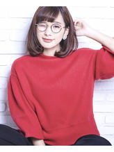 【JEANAHARBOR表参道】結べる長さのボブが大人気(後藤ユースケ) .34