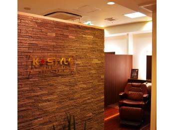 ケースタイル ヘアスタジオ 有楽町本店(K-STYLE HAIR STUDIO)(東京都千代田区/美容室)