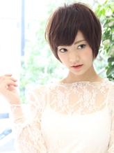 【M.SLASH】クールビューティ…大人マッシュショートa 小頭.18