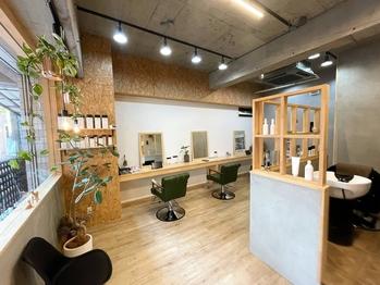 ヘアスタジオダップ(hair studio dap)(静岡県静岡市葵区/美容室)