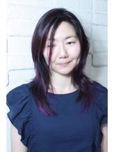 エフォートレスな髪 脱コンサバ 30.40代に都会のパンクカラー パンク.35