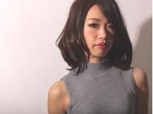 【泉南】デザイン性と再現性の高いカット技術!!キレイなシルエットとキレイに収まるスタイルに♪