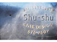 アークサンクチュアリー シュシュ(ark sanctuary Shu shu hair design)