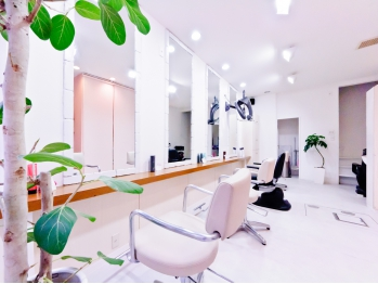 トータルビューティーヘアーアール(total beauty hair R)(東京都北区/美容室)