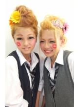 イエロー☆ 体育祭.29