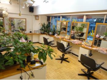 ベルファム美容室(大阪府茨木市)