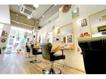 サロン ド クロック(salon de CLOCK)(神奈川県横浜市都筑区)