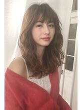 【Rolle 広島】 大人 × 外国人風ゆるウエーブ.35