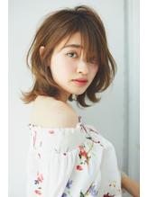 リラックス☆外ハネミディ .35