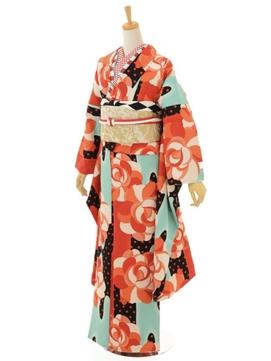 着物 袴  振袖 成人式 卒業式  レンタル撮影 ヘアセット 仙台D