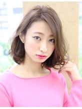 【est by valletta】ゆるふわミディアムボブ☆ バレッタ.44