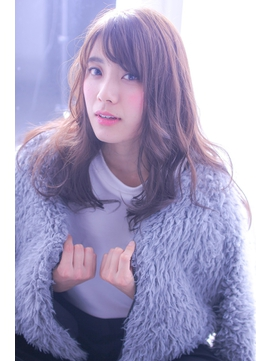 【Wish Hair】戸田恵梨香風ゆるふわロング