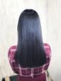 【AnFye for prco】まとまるつやっつやの艶髪ストレートヘア