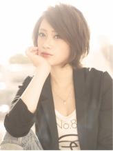 2nd room TChair #ネオウルフショート# 時短.10