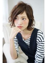 【stair☆】 オトナ可愛いゆるふわエアリーショート マニッシュ.47