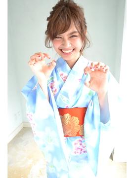 【浴衣アレンジ】×【夏のイベント】