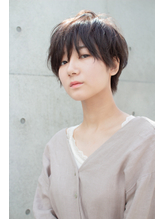 【Champ小阪】ナチュラルモード★マッシュショート【合田】.26