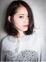 黒髪でもオシャレに魅せれる『ダークアッシュ』 solea yuuki 就活.48