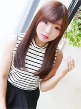 【ヘアジュレドゥ古居】 美しくツヤさらシックなストレート☆ 清純.9
