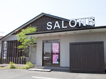 サロンズ ヘア 久留米国分店(SALONS HAIR)の詳細を見る