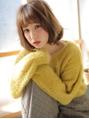 ☆オーダーNO.1!!立体カラーで創る美フォルムボブ☆