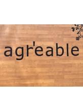 アグレアブル(agr'eable)