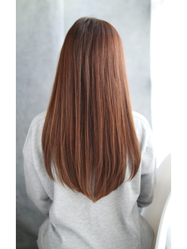 前髪イメチェンくびれイヤリングカラー美髪ラベンダーカラー/033