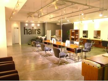 ヘアーズ 板宿店(hairs)