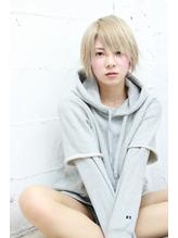 [rococo]金髪×パーカー2 小頭.34